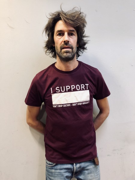 Soli Shirt - Don't drop culture. Don't drop humanity. - Shirt