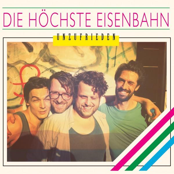 Die Höchste Eisenbahn - Unzufrieden - Audio CD EP