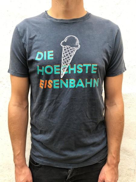 Die Höchste Eisenbahn - Eistüte - Shirt - Männer
