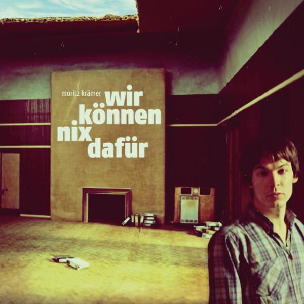 Moritz Krämer - Wir können nix dafür - Vinyl LP + CD