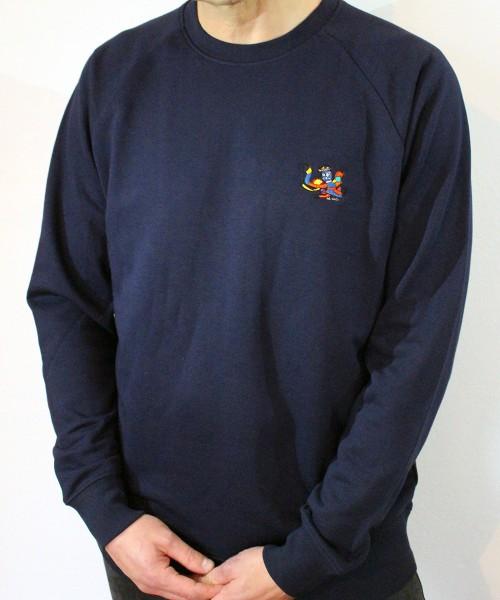 Die Höchste Eisenbahn - Chief - Sweater - Männer