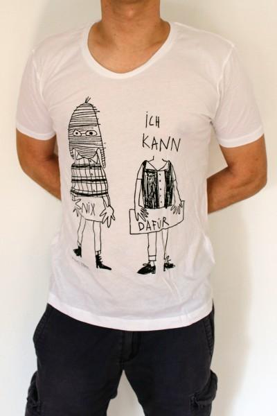 Moritz Krämer - Wir können nix dafür - Shirt - Männer