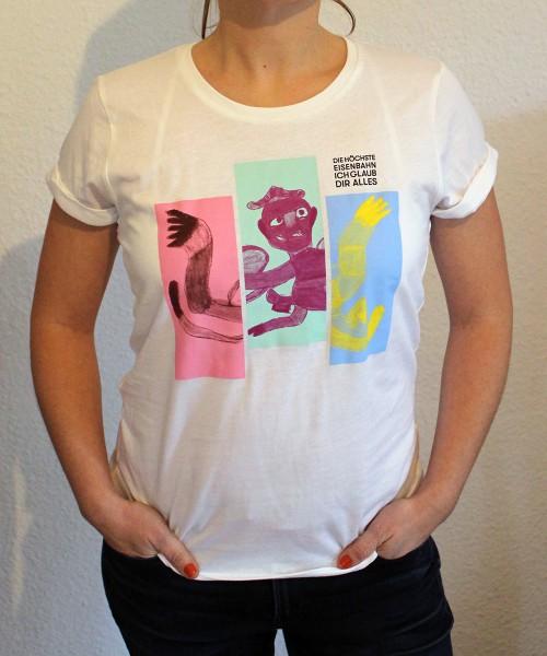 Die Höchste Eisenbahn - Chief - Shirt - Frauen