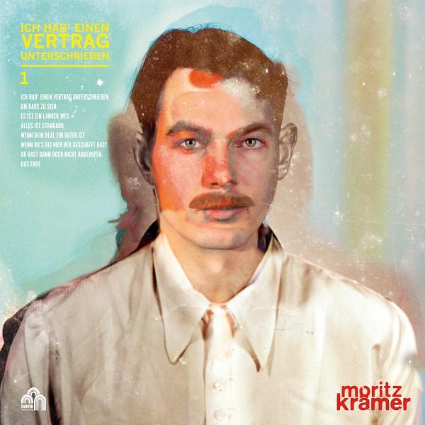 Moritz Krämer - Ich hab einen Vertrag unterschrieben 1 & 2 - Audio CD